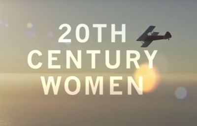 20th Century Women stars Annette Bening, Elle Fanning, Billy Crudup, Greta Gerwig, and Lucas Jade Zumann.