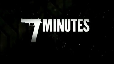 7 Minutes stars  Luke Mitchell, Jason Ritter, Leven Rambin, Kris Kristofferson, Zane Holtz, Dylan Arnold, Rich Morris, Joel Murray, Kevin Gage, and Russell Hodgkinson.