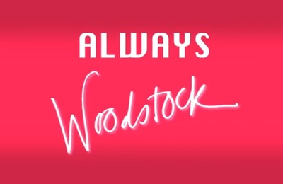 Always Woodstock starring Allison Miller, James Wolk, Brittany Snow, Ryan Guzman, Katey Sagal, Rumer Willis and Jason Ritter.