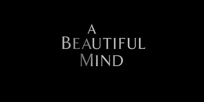 Beautiful Mind Russell Crowe John Nash movie trailer