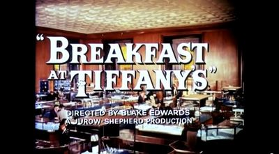 breakfast at tiffanys audrey hepburn classic movie comedy