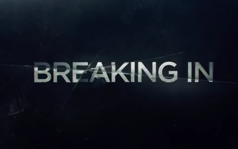 Breaking In stars Gabrielle Union, Seth Carr, Ajiona Alexus, Billy Burke, Richard Cabral, Levi Meaden, Mark Furze, and Jason George.