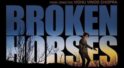 Broken Horses movie teaser Vidhu Vinod Chopra