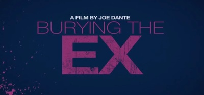 Burying the Ex stars Anton Yelchin, Ashley Greene, Alexandra Daddario, and Oliver Cooper.