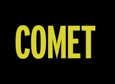 Comet Starring Justin Long, Emmy Rossum, Eric Winter, and Kayla Servi.