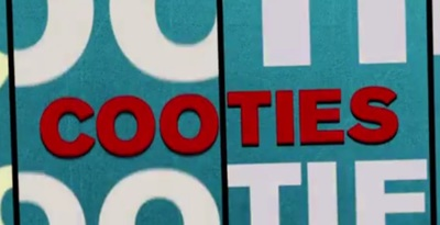 Cooties stars Elijah Wood, Rainn Wilson, Alison Pill, Sunny May Allison, Armani Jackson, Leigh Whannell, Morgan Lily, Nasim Pedrad, Jack McBrayer, Jorge Garcia, and Peter Kwong.