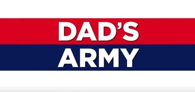 Dads Army war movie film trailer comedy British fighting men soldiers classic television series sitcom