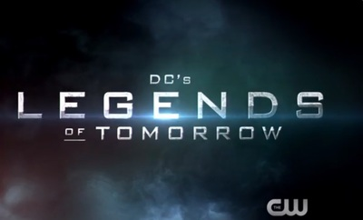 DC's Legends of Tomorrow stars Brandon Routh, Caity Lotz, Victor Garber, Wentworth Miller, Dominic Purcell, Franz Drameh, Arthur Darvill, and Ciara Renee.