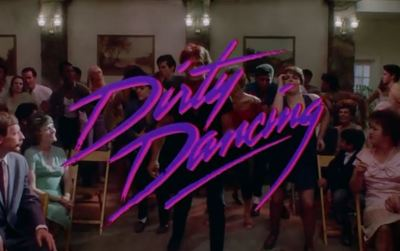 Dirty Dancing Swayze Grey movie trailer