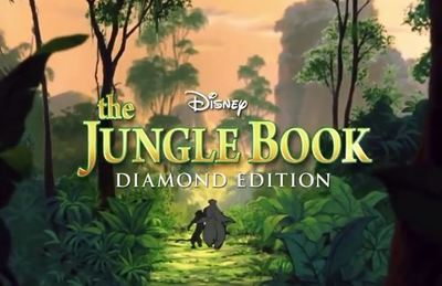 Disney Jungle Book movie trailer Phil Harris Sherman Kipling