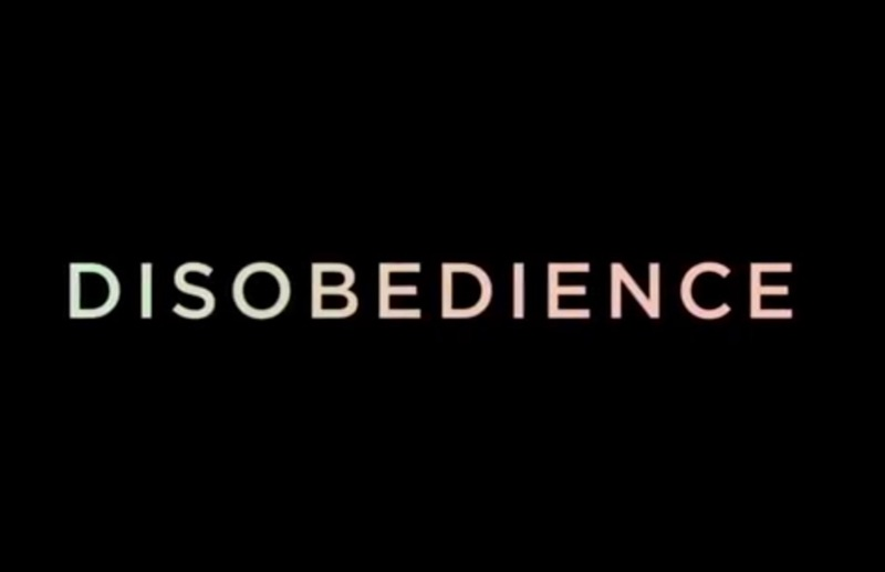 Disobedience stars Rachel McAdams, Rachel Weisz, Alessandro Nivola, Anton Lesser, Nicholas Woodeson, Cara Horgan, Bernardo Santos, Allan Corduner, and Alexis Zegerman.