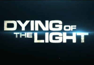 Dying of the Light starring Nicolas Cage, Anton Yelchin, and Irène Jacob