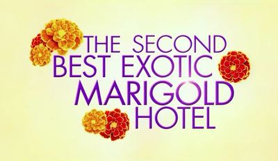 Exotic Marigold Hotel movie trailer Dench Nighy Maggie Smith Imrie Gere