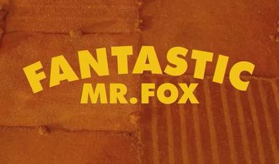 Fantastic Mr Fox classic movie trailer Wes Anderson Roald Dahl George Clooney
