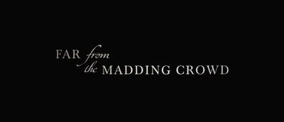 Far from Madding Crowd trailer Thomas Hardy period drama