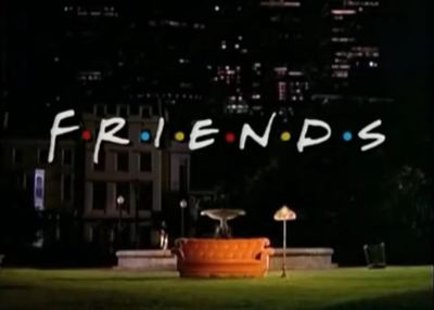 Friends sitcom tv trailer aniston leblanc schwimmer