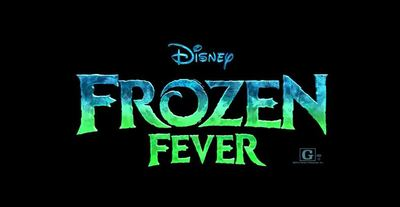 Frozen Fever Disney short movie trailer Elsa Anna