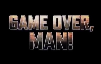 Game Over, Man! stars Steve Howey, Sugar Lyn Beard, Adam Devine, Anders Holm, Lochlyn Munro, Neal McDonough, Cloris Leachman, Chloe Bridges, Aya Cash, and Blake Anderson.