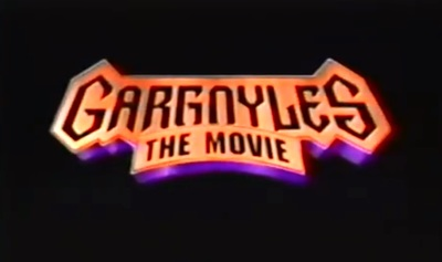 Gargoyles The Movie starring Keith David, Salli Richardson-Whitfield, Jeff Bennett, Frank Welker, Edward Asner, Thom Adcox-Hernandez, Bill Fagerbakke, Jonathan Frakes, and Marina Sirtis.