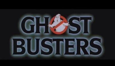 Ghostbusters starring Bill Murray, Dan Aykroyd, Sigourney Weaver, Harold Ramis, Rick Moranis, Ernie Hudson, Annie Potts, and William Atherton