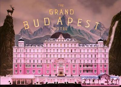 Grand Budapest Hotel movie trailer Ralph Fiennes Wes Anderson