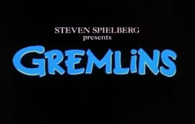 Gremlins movie trailer Christmas Spielberg Galligan Cates