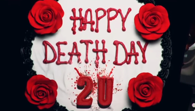 Happy Death Day U2 stars Jessica Rothe, Israel Broussard, Ruby Modine, Charles Aitken, Laura Clifton, Jason Bayle, Rob Mello, Rachel Matthews, and Ramsey Anderson.