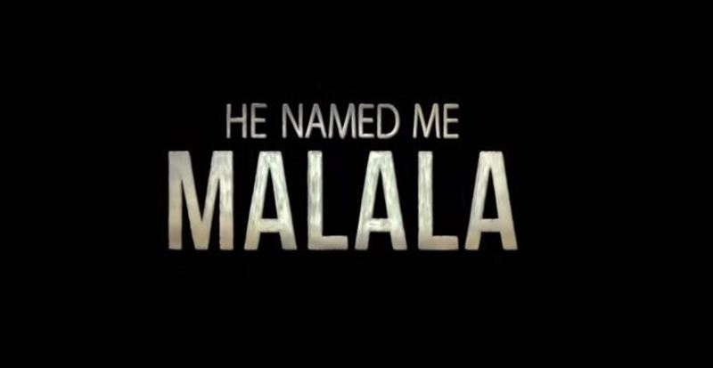 He Named Me Malala biography documentary film movie trailer true story taliban pakistan education women feminism Yousafzai politics Nobel Peace Prize