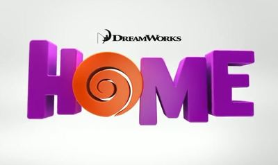Home Dreamworks movie trailer alien