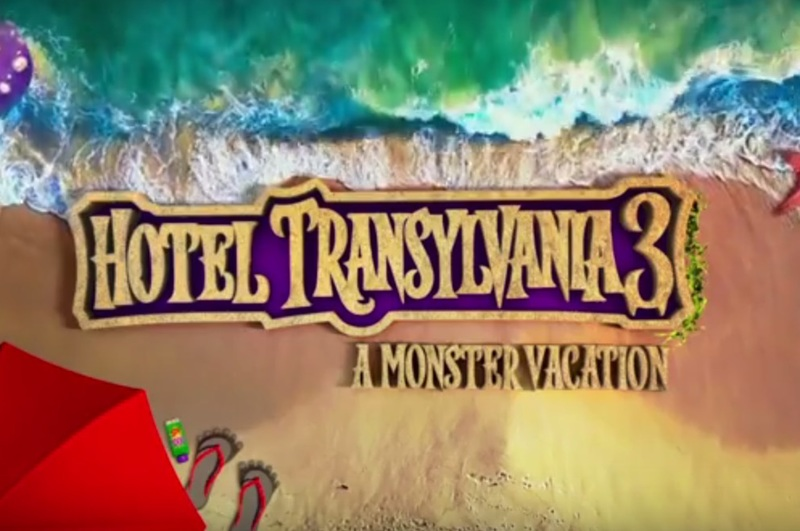 Hotel Transylvania 3 stars Adam Sandler, Andy Samberg, Selena Gomez, Steve Buscemi, Mel Brooks, Fran Drescher, Keegan-Michael Key, Kevin James, David Spade, and Molly Shannon.