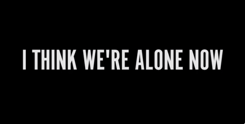 I Think We're Alone Now stars Peter Dinklage, Elle Fanning, Charlotte Gainsbourg, and Paul Giamatti.  - Movie Trailer: I Think We're Alone Now