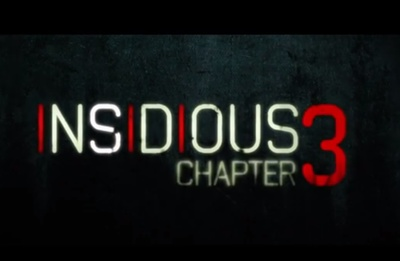 Insidious Chapter 3 starring Dermot Mulroney, Hayley Kiyoko, Lin Shaye, Angus Sampson, Michael Reid MacKay, Ashton Moio, Steve Coulter, and Tate Berney