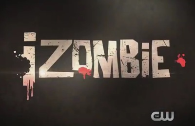 iZombie season 1 stars Rose McIver, Malcolm Goodwin, Rahul Kohli, Robert Buckley, David Anders, and Aly Michalka.