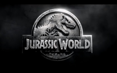 Jurrasic Park starring Chris Pratt, Bryce Dallas Howard, Jake Johnson, Judy Greer, Vincent D'Onofrio, Nick Robinson, Lauren Lapkus, and BD Wong.