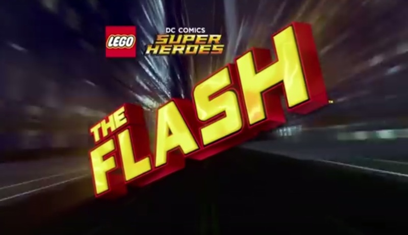 Lego DC Super Heroes The Flash stars James Arnold Taylor, Kate Micucci, Kevin Michael Richardson, Troy Baker, Nolan North, Grey DeLisle, Khary Payton, Dwight Schultz, Eric Bauza, Tom Kenny, Phil LaMarr, and more.  - Movie Trailer: Lego DC Super Heroes The Flash