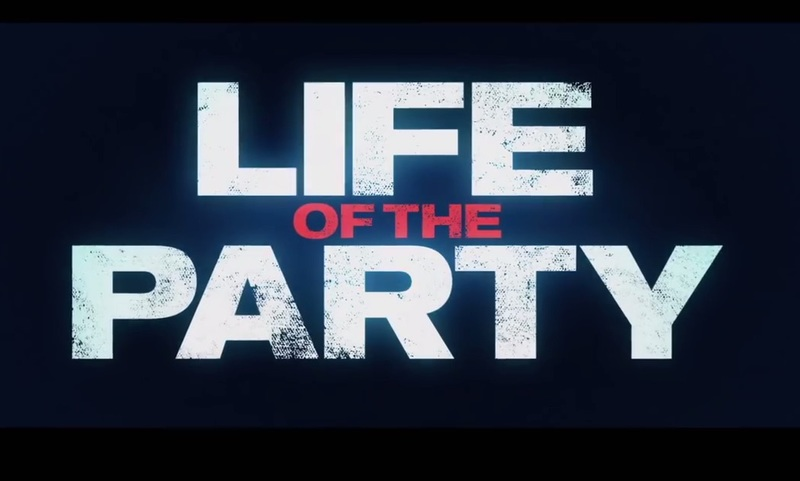 Life of the Party stars Melissa McCarthy, Gillian Jacobs, Julie Bowen, Debby Ryan, Adria Arjona, Maya Rudolph, Stephen Root, Heidi Gardner, and Jacki Weaver.