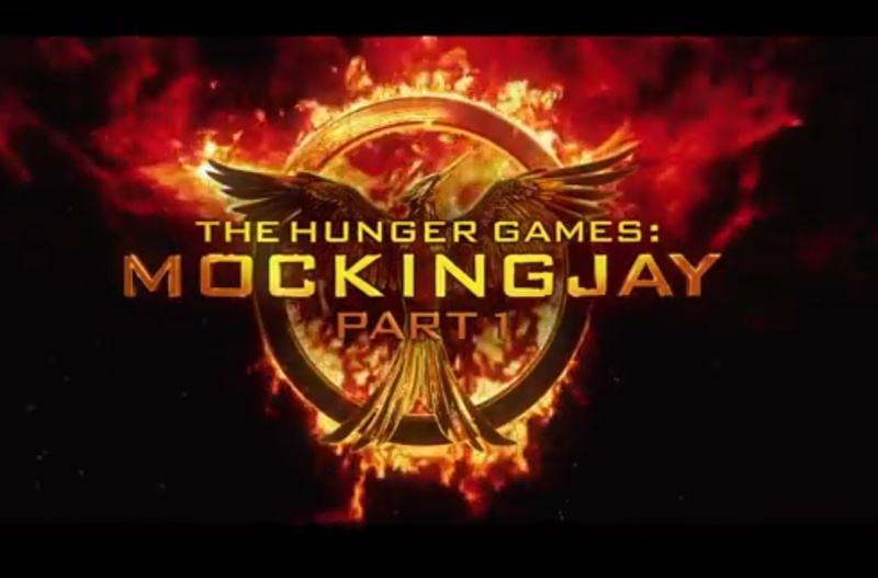 Logo The Hunger Games Mockingjay Part 1