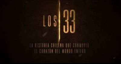 Los 33 The 33 Antonio Banderas Chile miners movie trailer