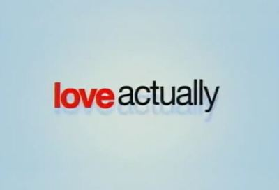 Love Actually movie trailer hugh grant colin firth Christmas