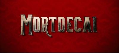 Mortdecai Johnny Depp movie trailer