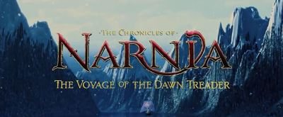 movie trailer Narnia Voyage of Dawn Treader Disney Lewis