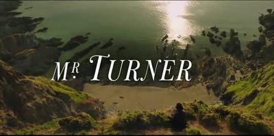 Mr Turner movie trailer Mike Leigh Timothy Spall