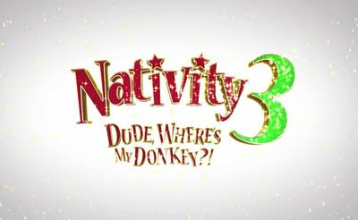 Nativity 3 Donkey movie trailer Christmas