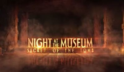 Night at the Museum 3 movie trailer Ben Stiller Robin Williams comedy