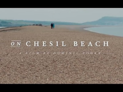 On Chesil Beach stars Saoirse Ronan, Billy Howle, Emily Watson, Samuel West, Anne-Marie Duff, Bebe Cave, Adrian Scarborough, Jonjo O'Neill, and Bronte Carmichael.