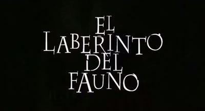 Pan's Labyrinth El laberinto del fauno movie trailer Guillermo del Toro
