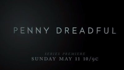 Penny Dreadful season 1 starring Timothy Dalton, Eva Green, Josh Hartnett, Simon Russell Beale, Helen McCrory, and Reeve Carney.