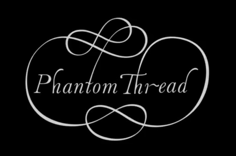 Phantom Thread stars Daniel Day-Lewis, Camilla Rutherford, Lesley Manville, Vicky Krieps, and Jane Perry.