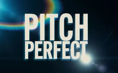 Pitch Perfect movie trailer girl band boy band singing