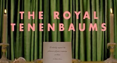 Royal Tenenbaums classic movie trailer Wes Anderson Bill Murray Paltrow